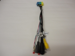 VM9726BT XM Radio Special Harness